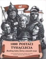 1000 postaci tysiąclecia/miękka/ - Hooper Gottlieb Agnes i inni