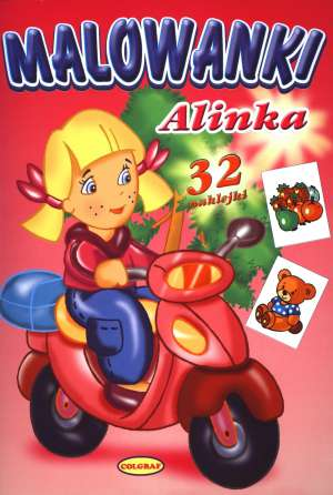Alinka Malowanki - Praca zbiorowa