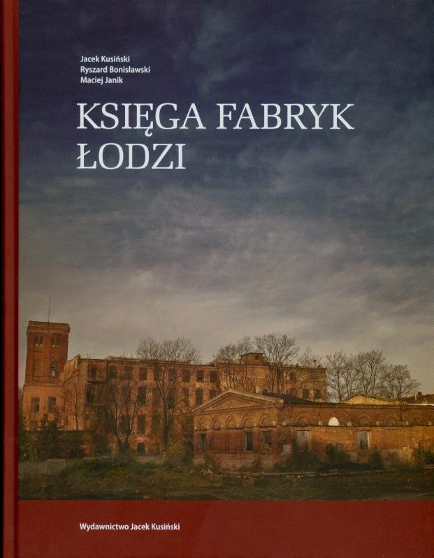 Księga fabryk Łodzi