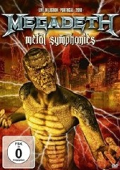 Metal Symphonies Megadeth DVD