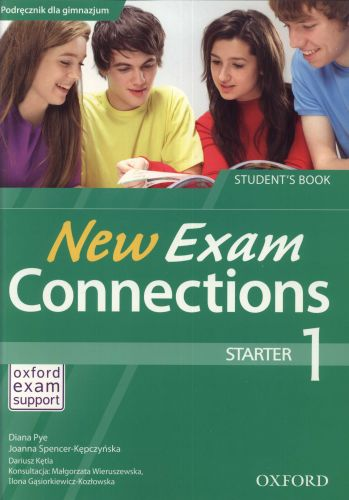 New Exam Connections 1 - podręcznik