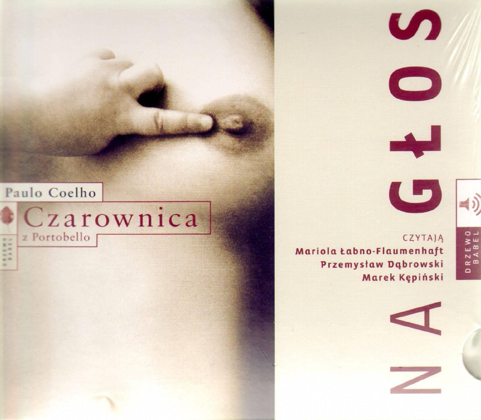 Czarownica z Portobello Książka audio CD MP3