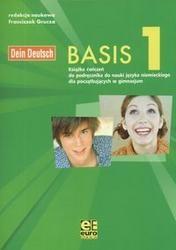 Basis 1 Książka ćwiczeń - Franciszek Grucza