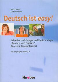 Deutsch ist easy lehrerhandreichungen +cd