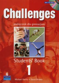Challenges 1 Podręcznik Students' Book with CD