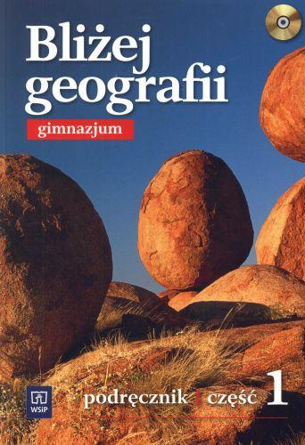 Bliżej geografii kl.1 gim-podręcznik