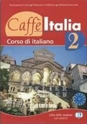 Caffe Italia 2 Podręcznik libro dello studente con esercizi