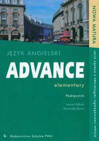 Advance elementary Język angielski Podręcznik
