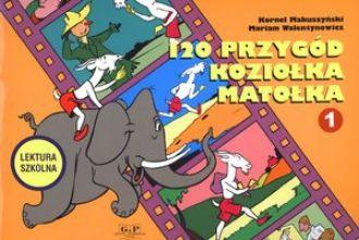 120 przygód Koziołka Matołka. Księga 1