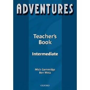 Adventures intermediate- książka nauczyciela