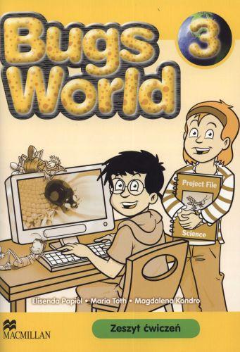Bugs World 3 - ćwiczenia