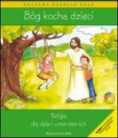 Bóg kocha dzieci + CD - Władysław Kubik