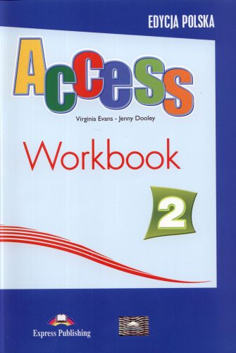 Acces 2 Workbook, Express Publishing