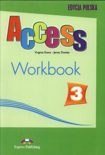 Access 3 Workbook- ćwiczenia