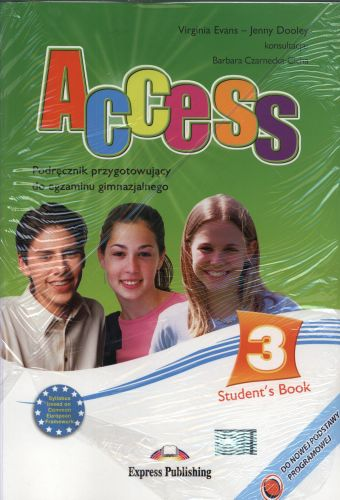 Acces 3- podręcznik +cd