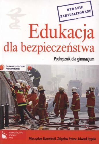Edukacja dla bezpieczeństwa, klasa 1-3, podręcznik, Wydawnictwo Szkolne PWN