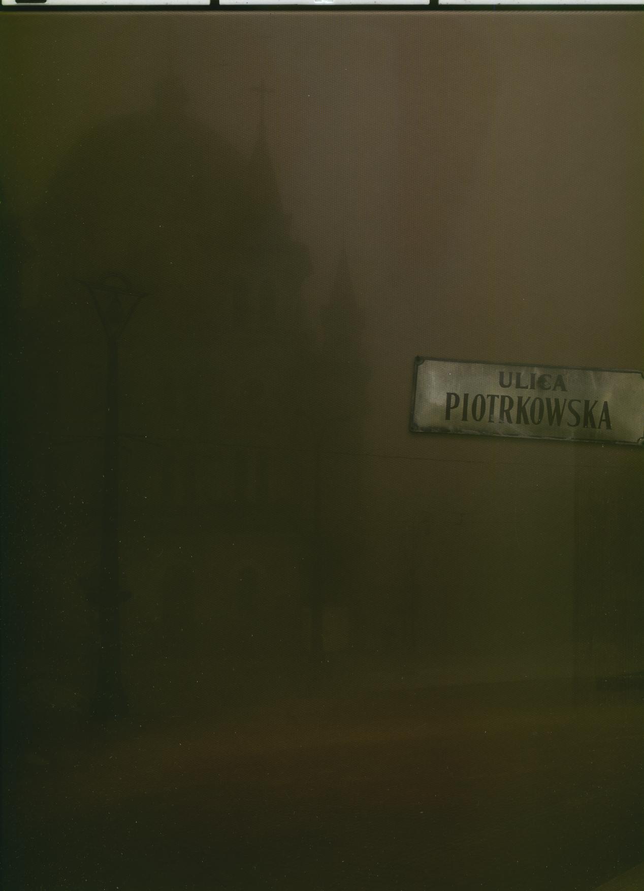 Ulica Piotrkowska- Spacer pierwszy