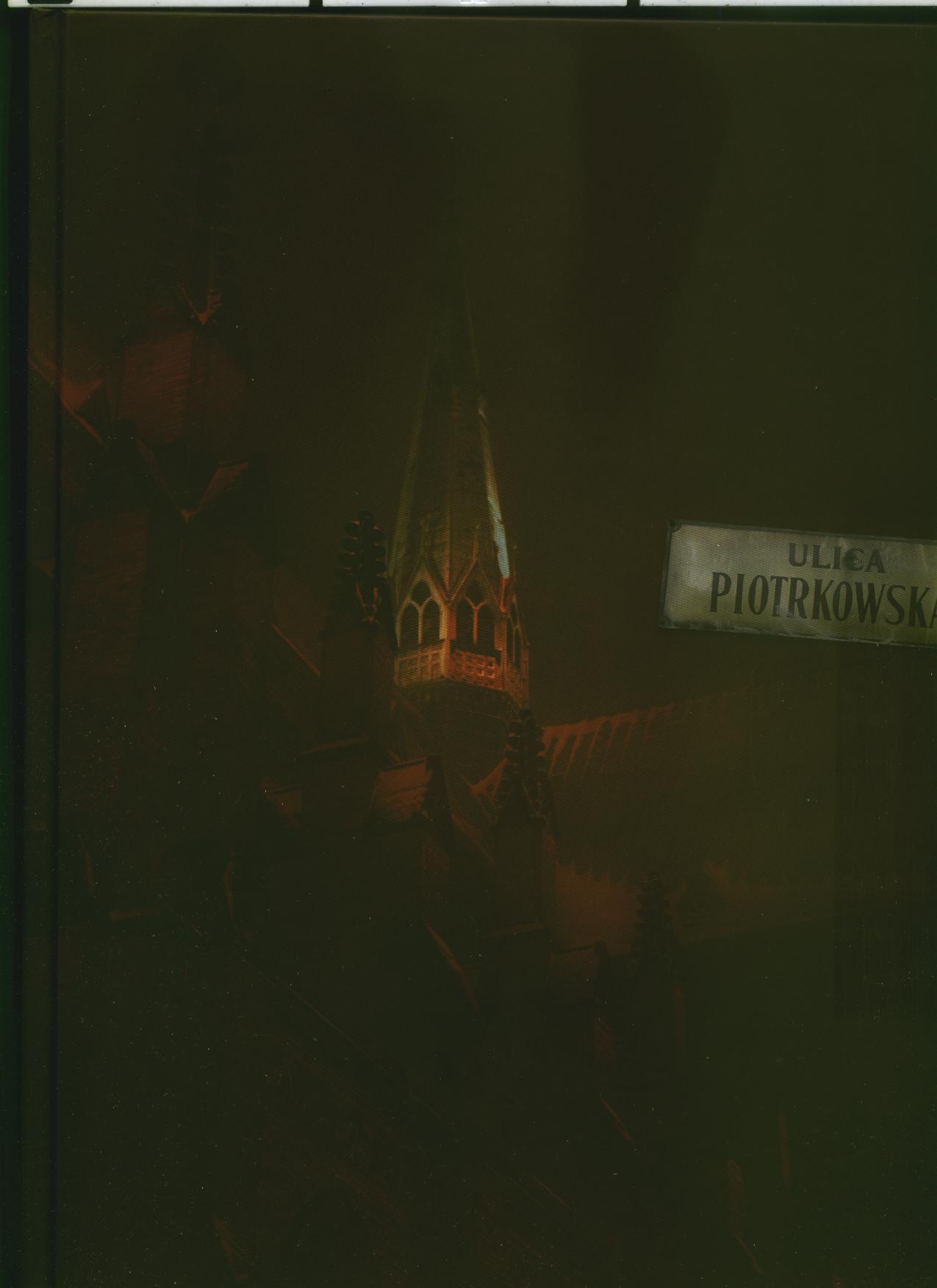 Ulica Piotrkowska- Spacer drugi