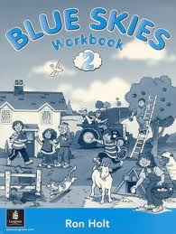 Blue Skies 2 Workbook - Ron Holt