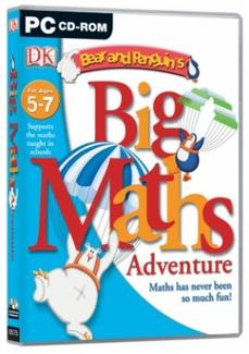 Big maths adventure- pc cd-rom