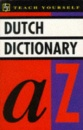 Dutch dictionary- teach yourself