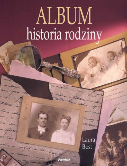Album historia rodziny op.m