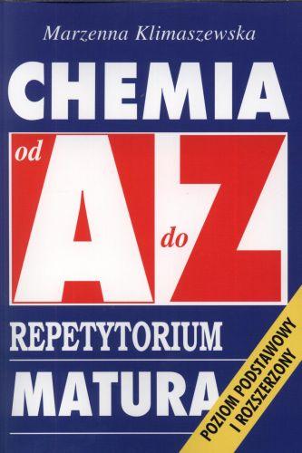 Chemia od a do z-repetytorium matura