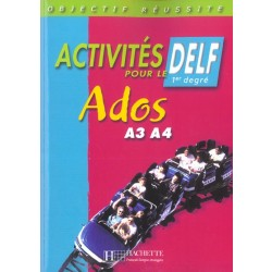 Activites pour le delf a3,a4