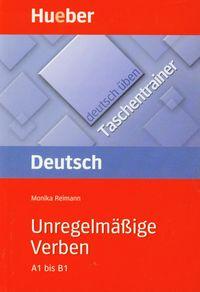 Deutsch uben Taschentrainer UnregelmaBige Verben A1 bis B1
