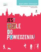 Jest tyle do powiedzenia jęz.polski kl3 cz 2