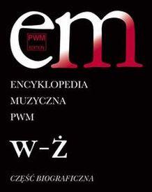 Encyklopedia muzyczna PWM t. 12