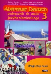 Abenteuer Deutsch 3 - podręcznik