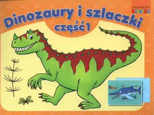 Dinozaury i szlaczki. Część 1