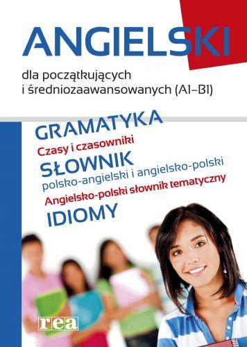 Angielski dla początkujących i średniozaawansowanych k