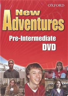 New adventures pre intermediate DVD