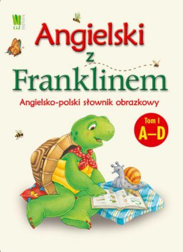 Angielski z Franklinem ang-pol sł.obrazkowy T1 A-D