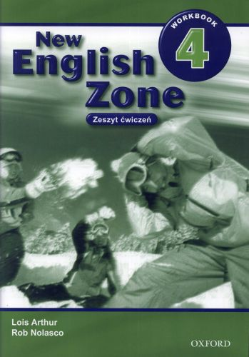 New English Zone 4 ćw