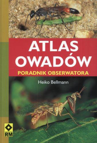 Atlas owadów Poradnik obserwatora