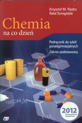 Chemia na co dzień-podręcznik dla szkół ponadgimnazjalnyc