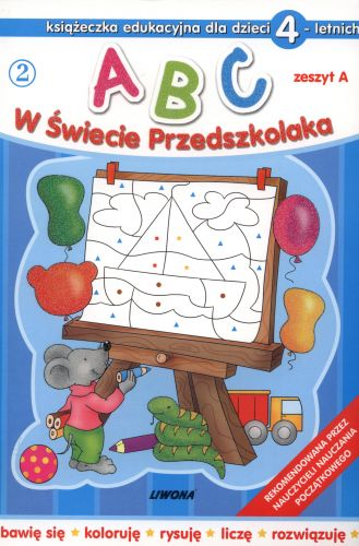 ABC W świecie przedszkolaka 2 A
