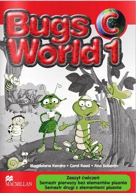 Bugs world 1 C-ćwiczenia bez elementów pisania