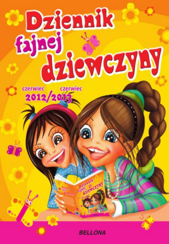 Dziennik fajnej dziewczyny 2012/2013