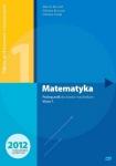 Matematka klasa 1 szkoła średnia - podręcznik zakres podstawowy i rozszerzony