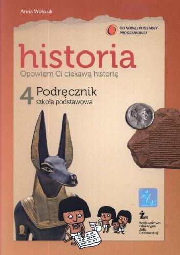 Opowiem Ci ciekawą historię, Historia, klasa 4 - podręcznik