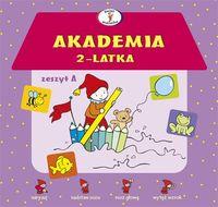 Akademia 2-latka - Zeszyt A