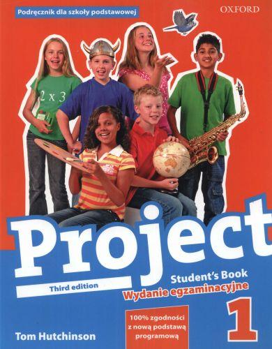 Project 1. Wydanie egzaminacyjne - podręcznik