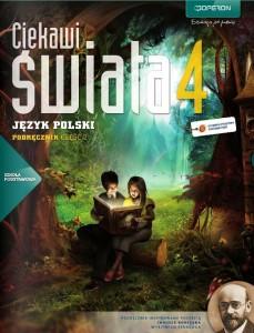 Ciekawi świata j.polski kl.4 cz.2-podręcznik