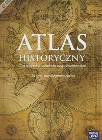 Atlas historyczny. Od starożytności do współczesności