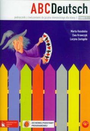 ABC Deutsch 1 - Podręcznik z ćwiczeniami +CD