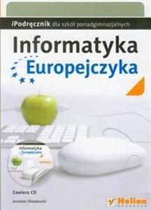 Informatyka Europejczyka zakres podstawowy szkoła średnia REFORMA 2012 ( iPodręcznik)